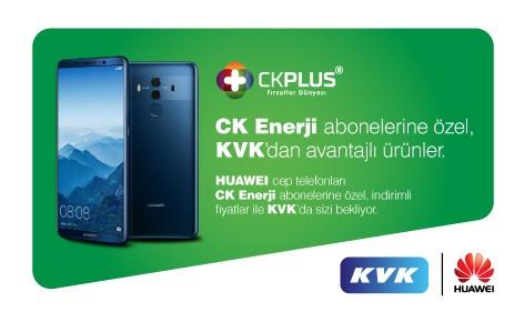 CK Enerji Müşterilerine Özel