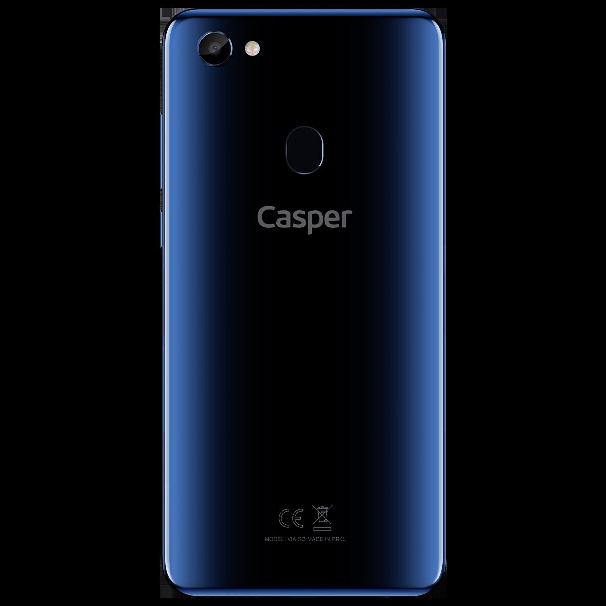 Casper Via G3  Mavi