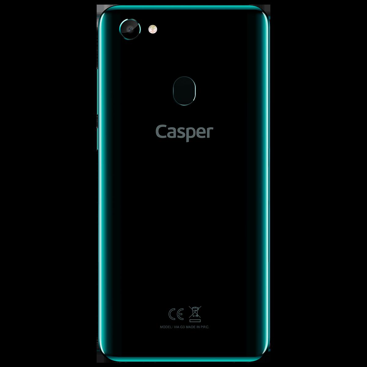 Casper Via G3  Yeşil