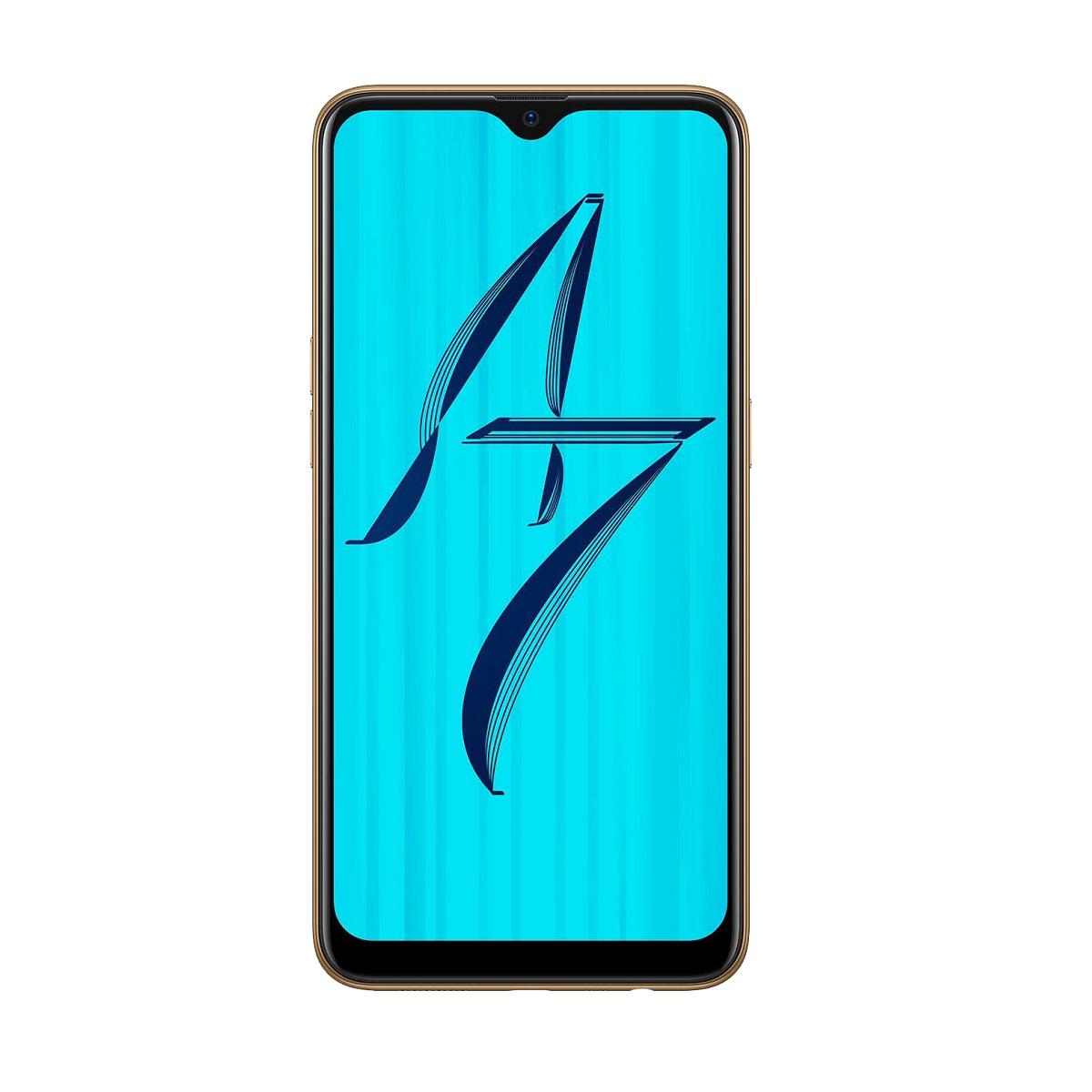 Oppo AX7 64 GB Altın
