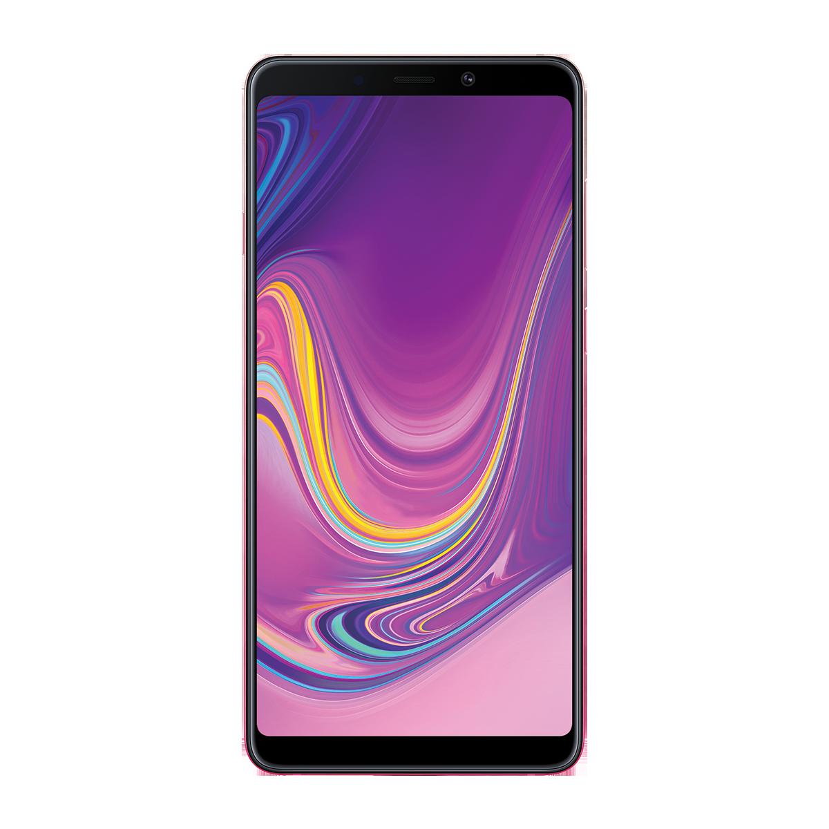 Samsung Galaxy A9 2018 128 GB Pembe