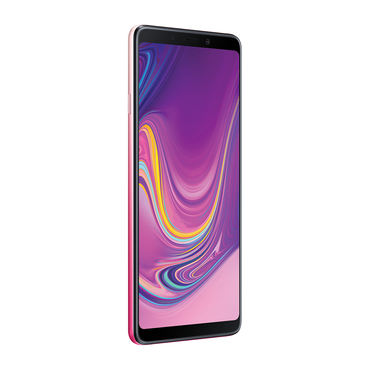 Samsung Galaxy A9 2018 128 GB Pembe