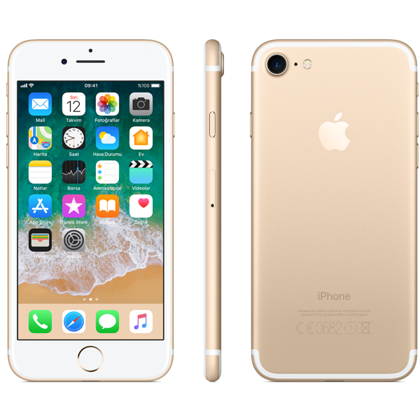 Apple Iphone 7 32 GB Altın