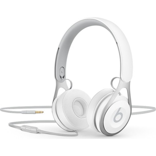 Beats EP On-Ear Headphones Gloss  Beyaz (Outlet)