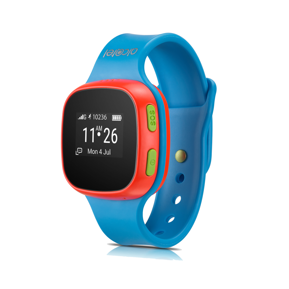 Alcatel Kids Watch  Mavi