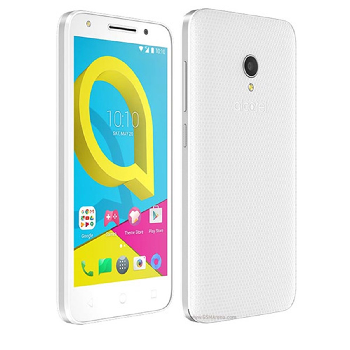Alcatel U5 8 GB Beyaz