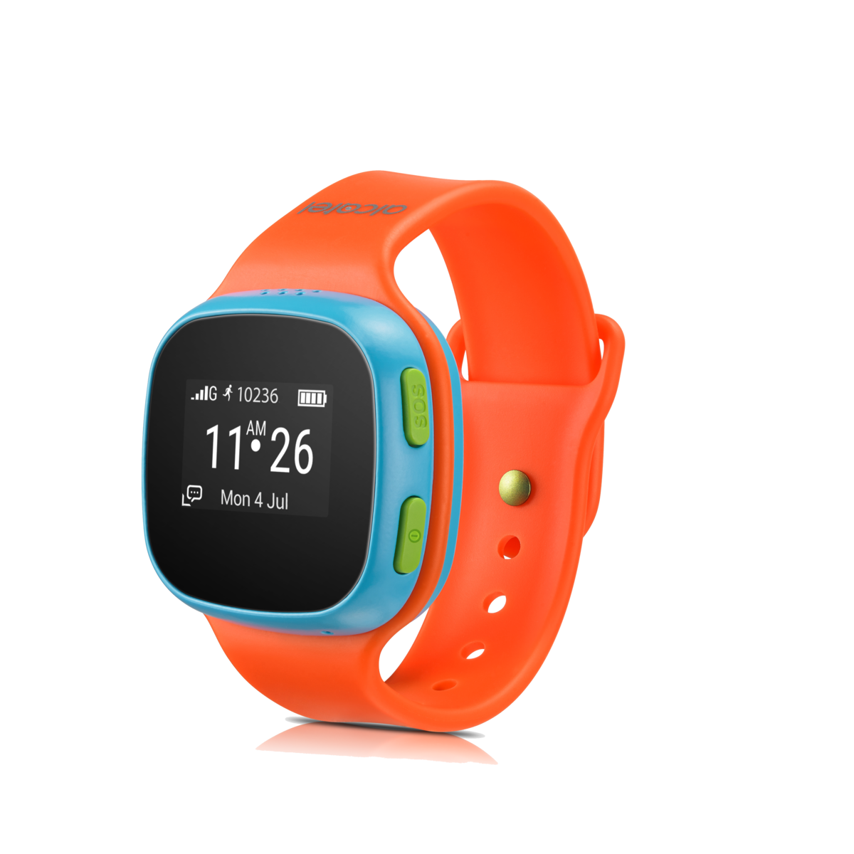Alcatel Kids Watch  Turuncu