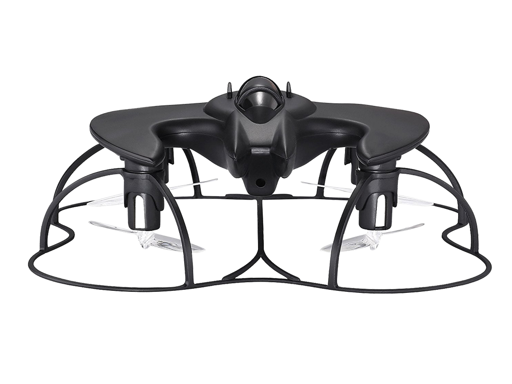Batwing Drone HD Kameralı  Siyah