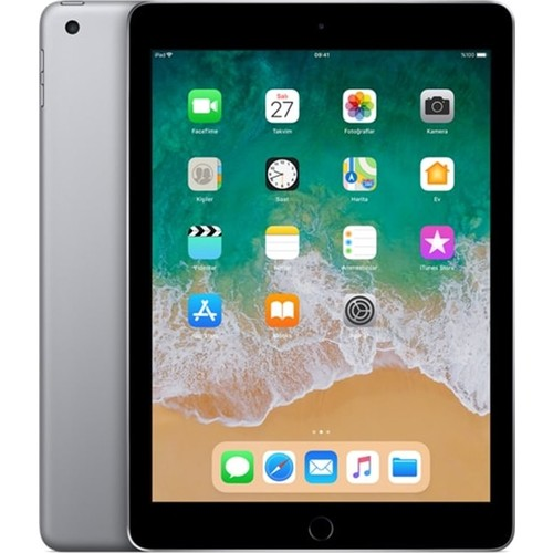 Apple Ipad 2018 Wi-Fi 32 GB Space Gray