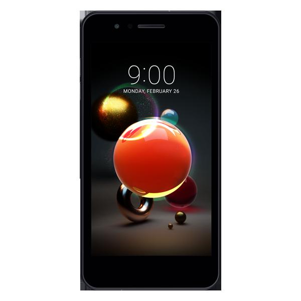 LG K9 16 GB Siyah