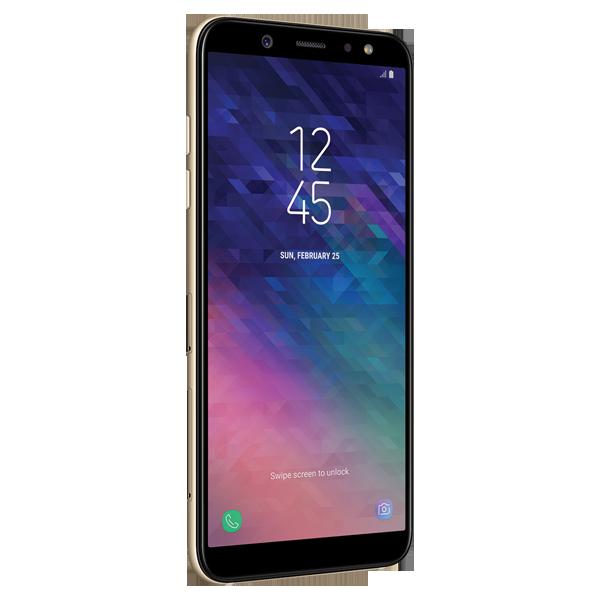 Samsung Galaxy A6 64 GB Altın