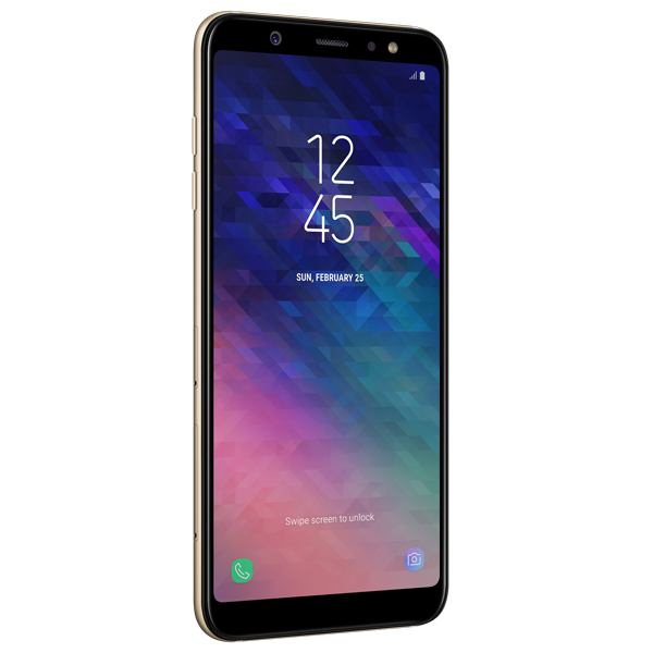 Samsung Galaxy A6 Plus 64 GB Altın
