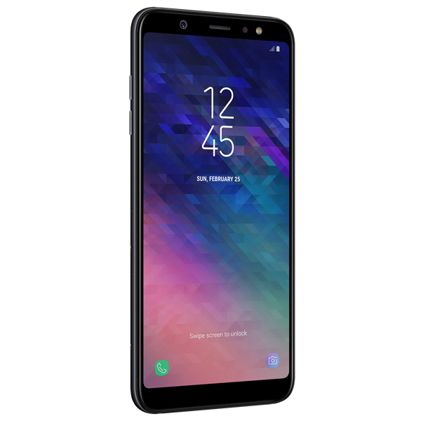 Samsung Galaxy A6 Plus 64 GB Siyah