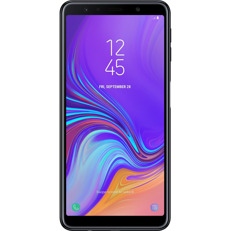 Samsung Galaxy A7 2018 (A750) 64 GB Siyah