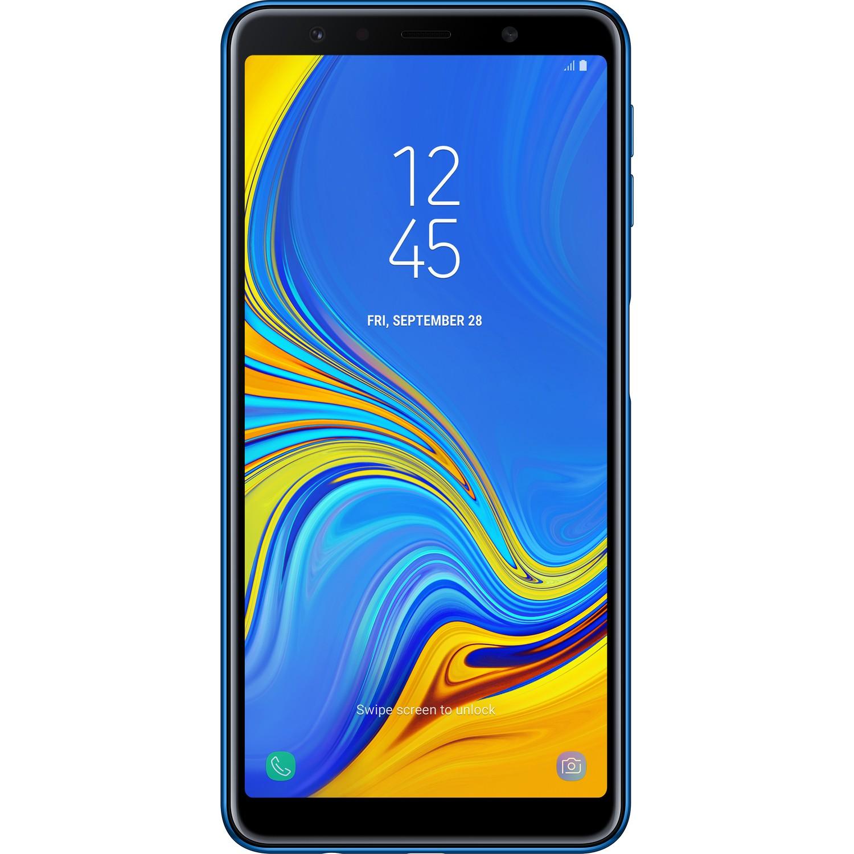Samsung Galaxy A7 2018 (A750) 64 GB Mavi