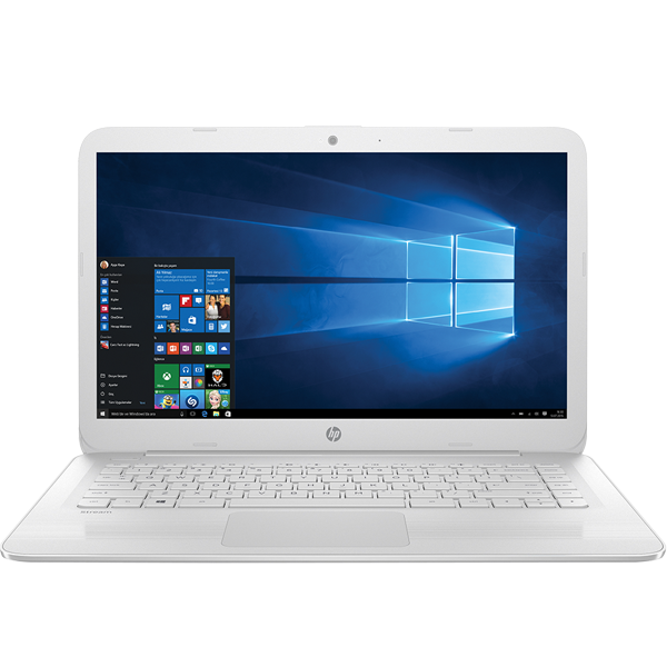 HP Stream 14 Notebook 2018 32 GB Beyaz