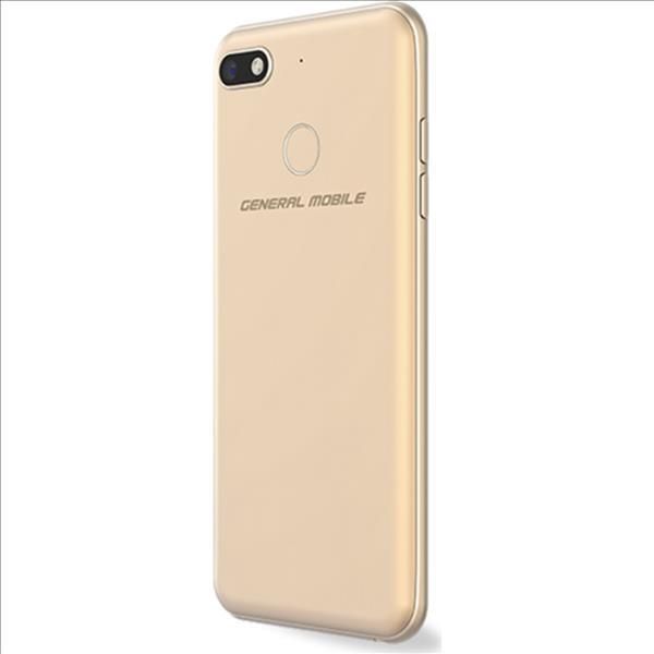 General Mobile Gm 8 Go 16 GB Altın