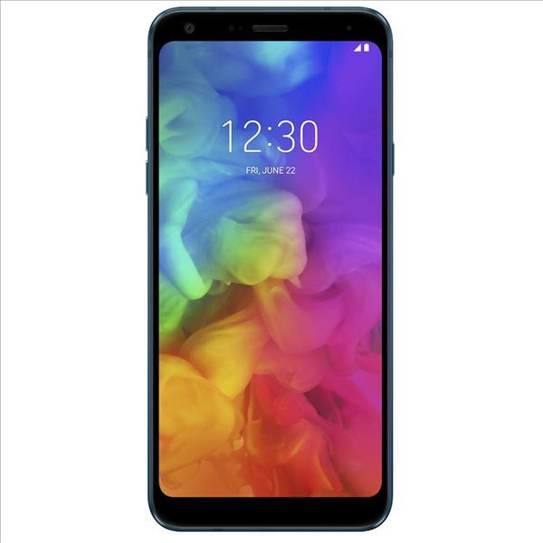 LG Q7 Plus 64 GB Mavi