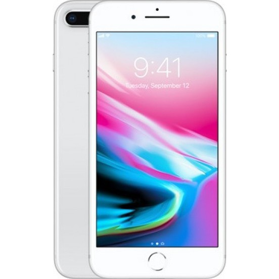 Apple Iphone 8 Plus 256 GB Silver