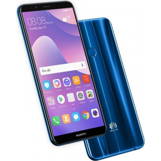 Huawei Y7 2018 London 16 GB Mavi