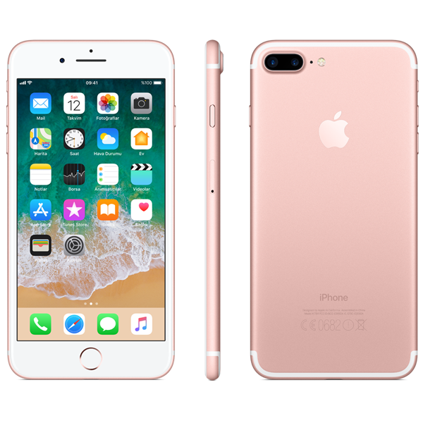 Apple Iphone 7 Plus 32 GB Rose Gold