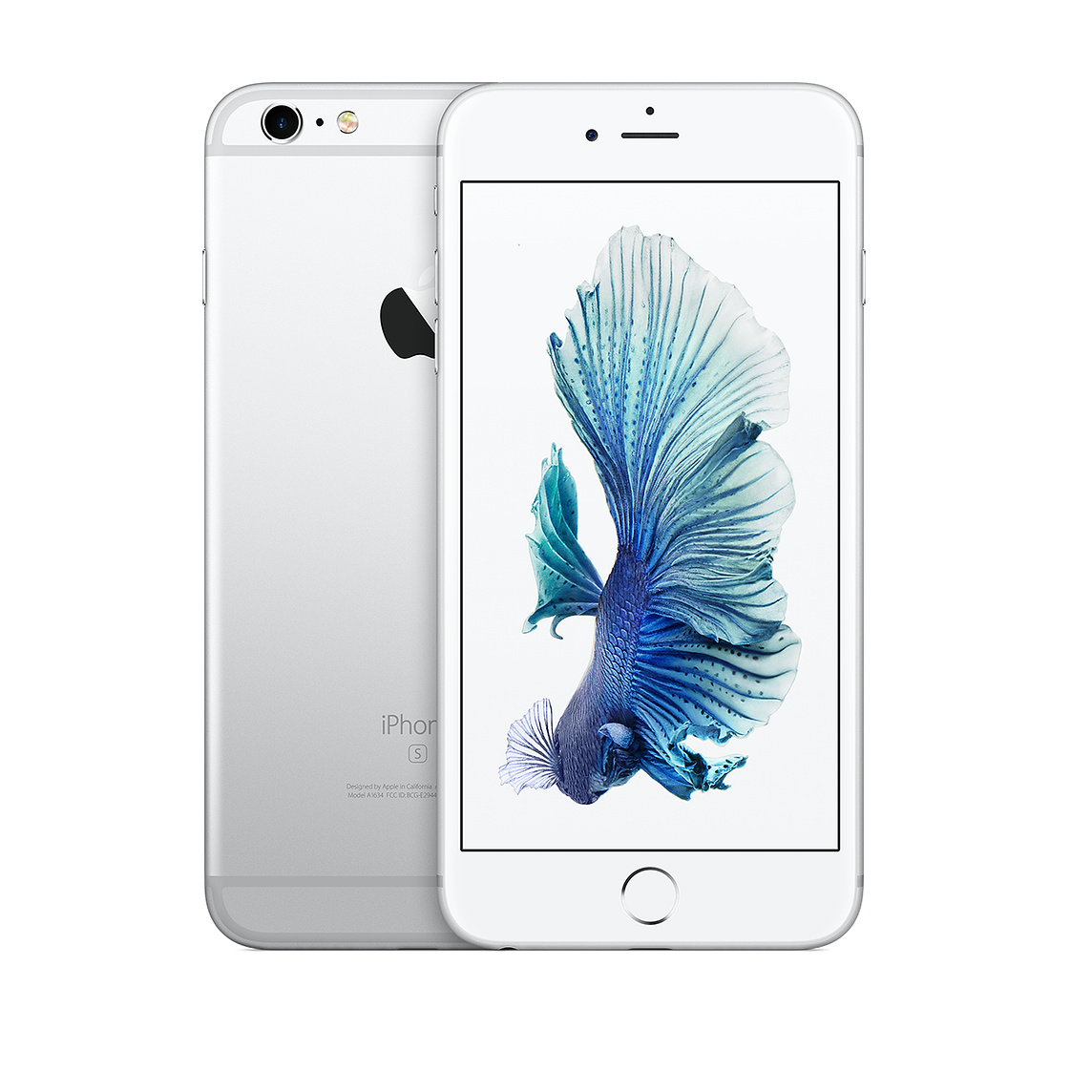 Apple Iphone 6S Plus 32 GB Silver