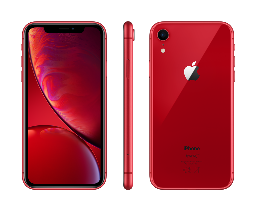 Apple Iphone XR 128 GB Kırmızı