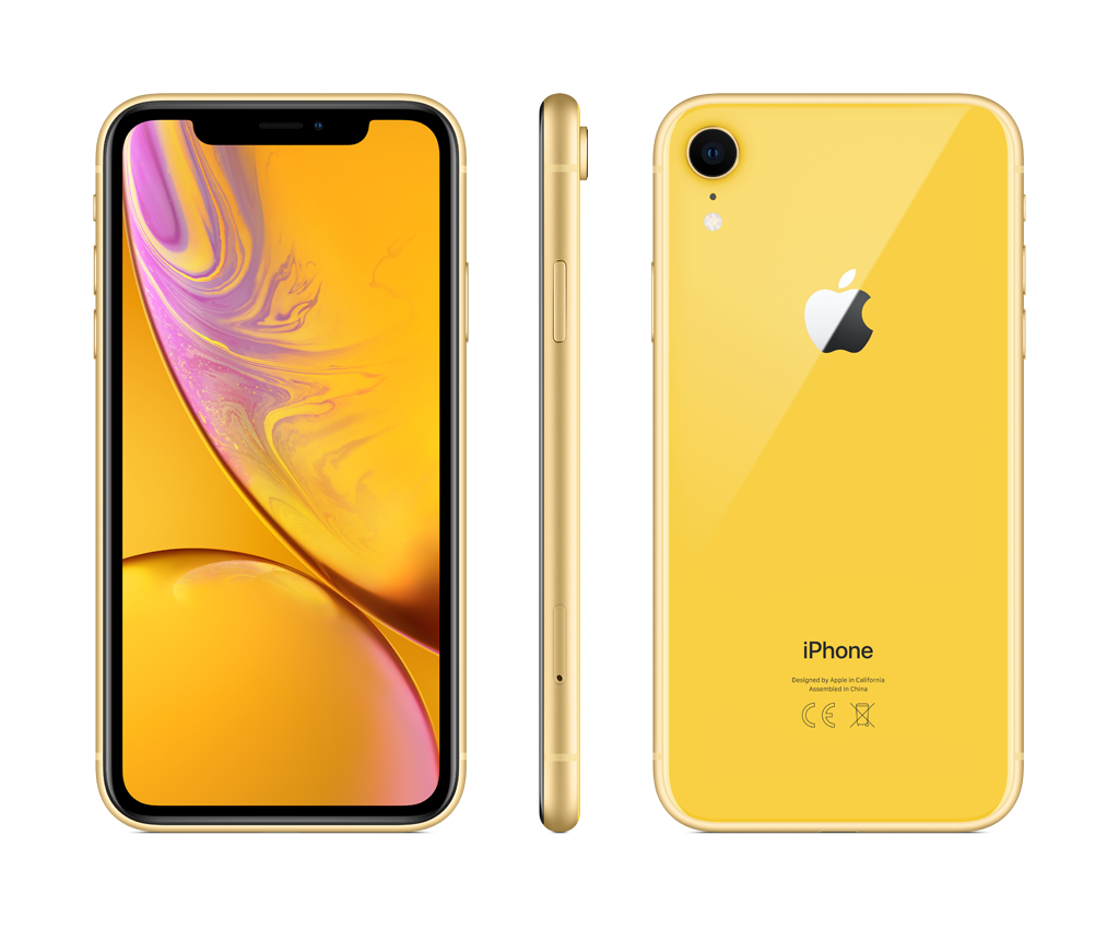 Apple Iphone XR 128 GB Sarı