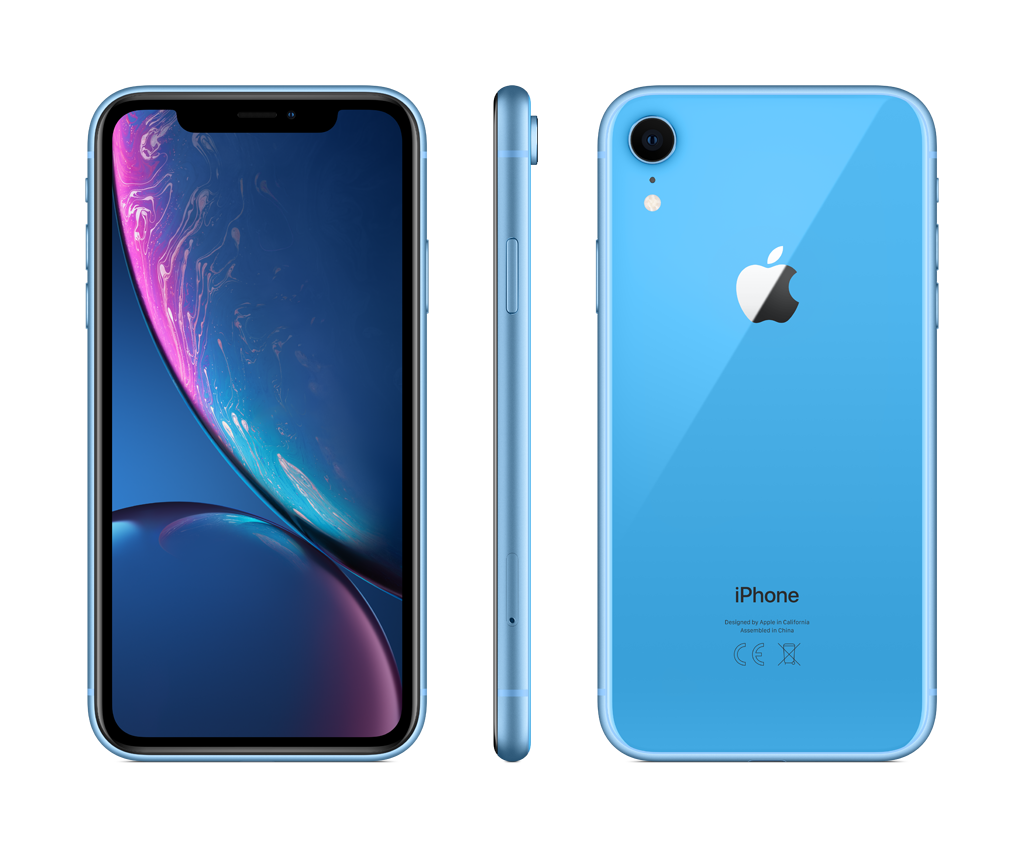 Apple Iphone XR 128 GB Mavi