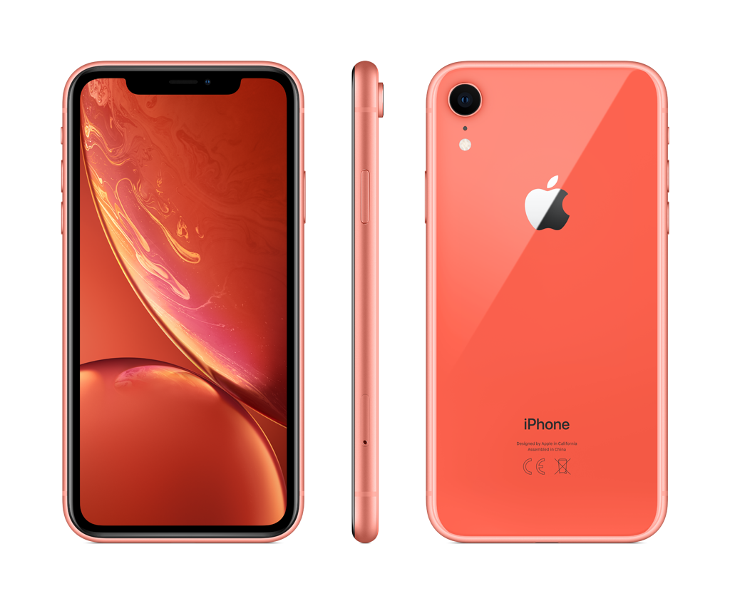 Apple Iphone XR 256 GB Coral