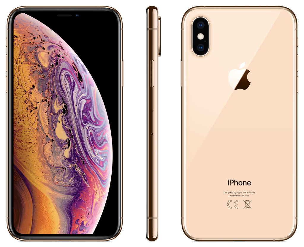 Apple Iphone XS 512 GB Altın