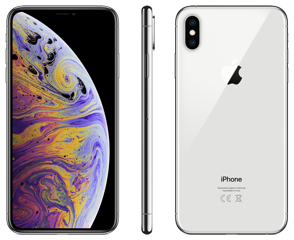 Apple Iphone XS MAX 512 GB Silver