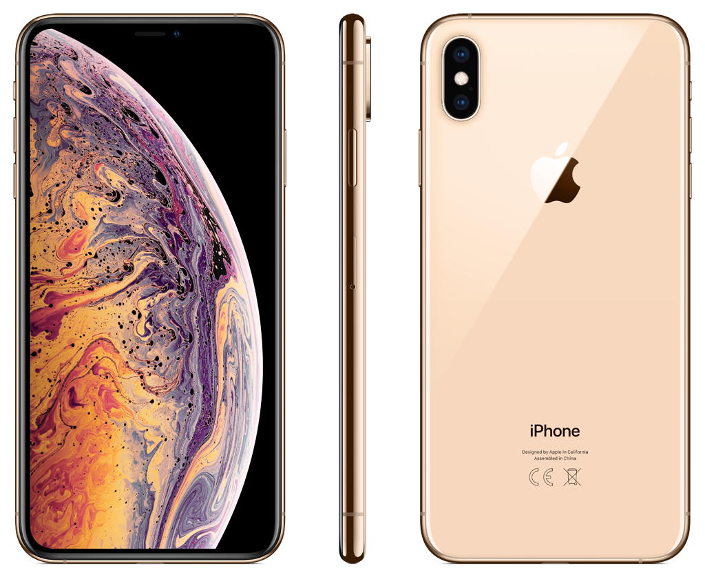 Apple Iphone XS MAX 512 GB Altın