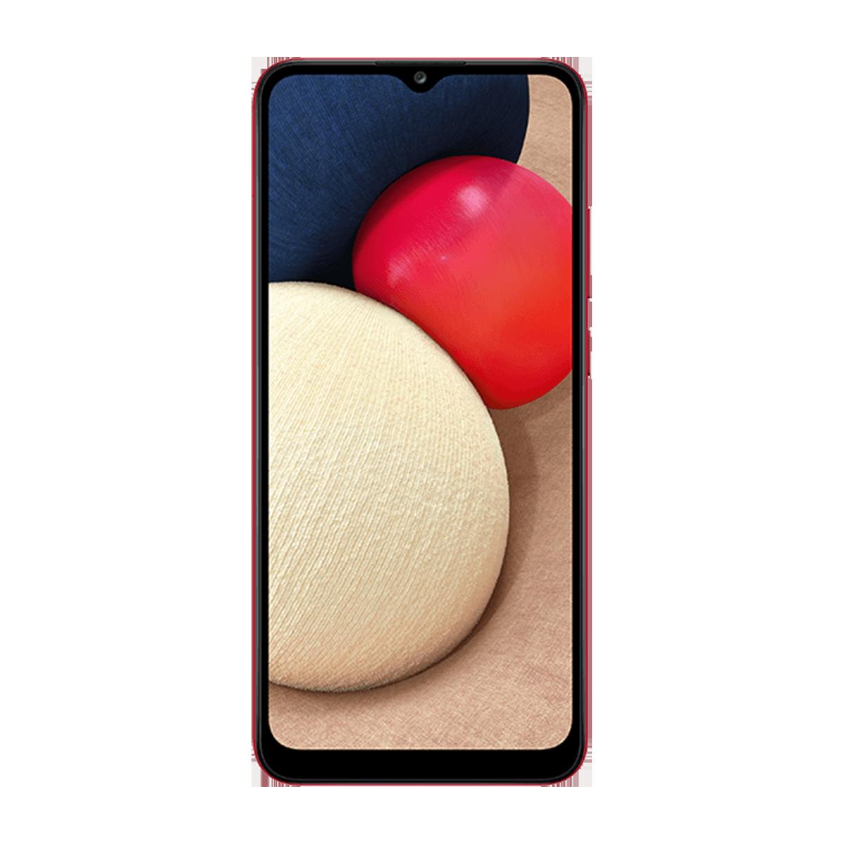 Samsung Galaxy A02s (A025F) 32 GB Kırmızı