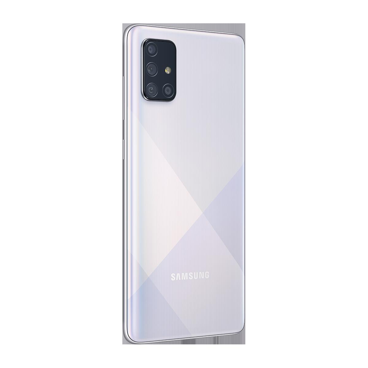 Samsung Galaxy A71 (A715) 128 GB Silver