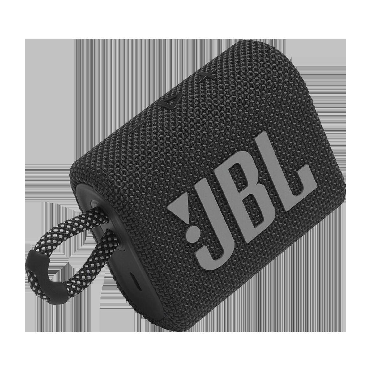 JBL Go 3  Siyah