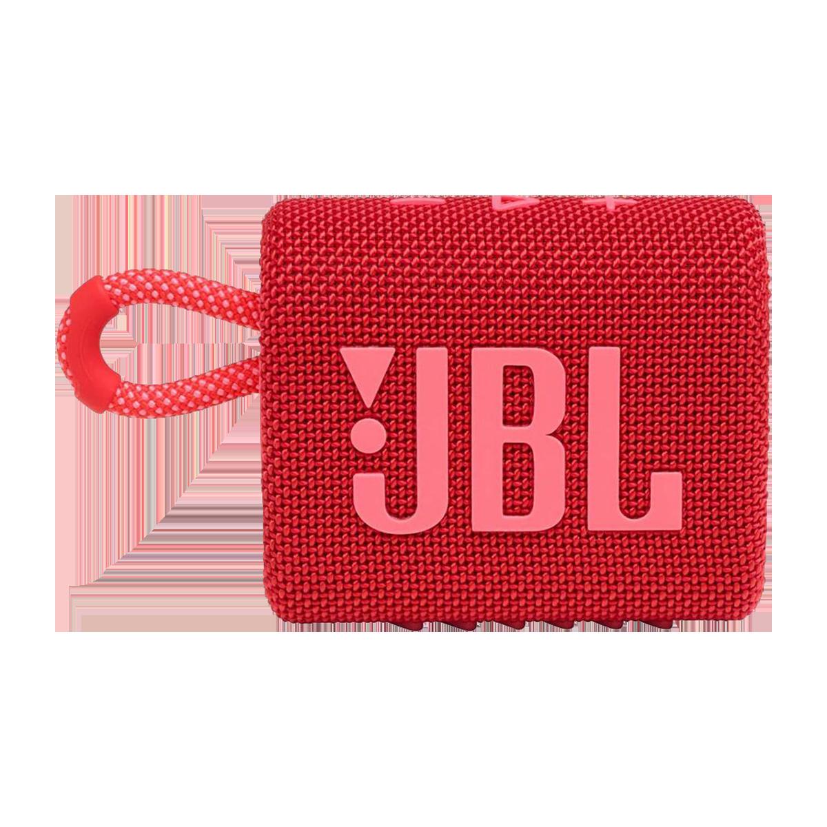 JBL Go 3  Kırmızı