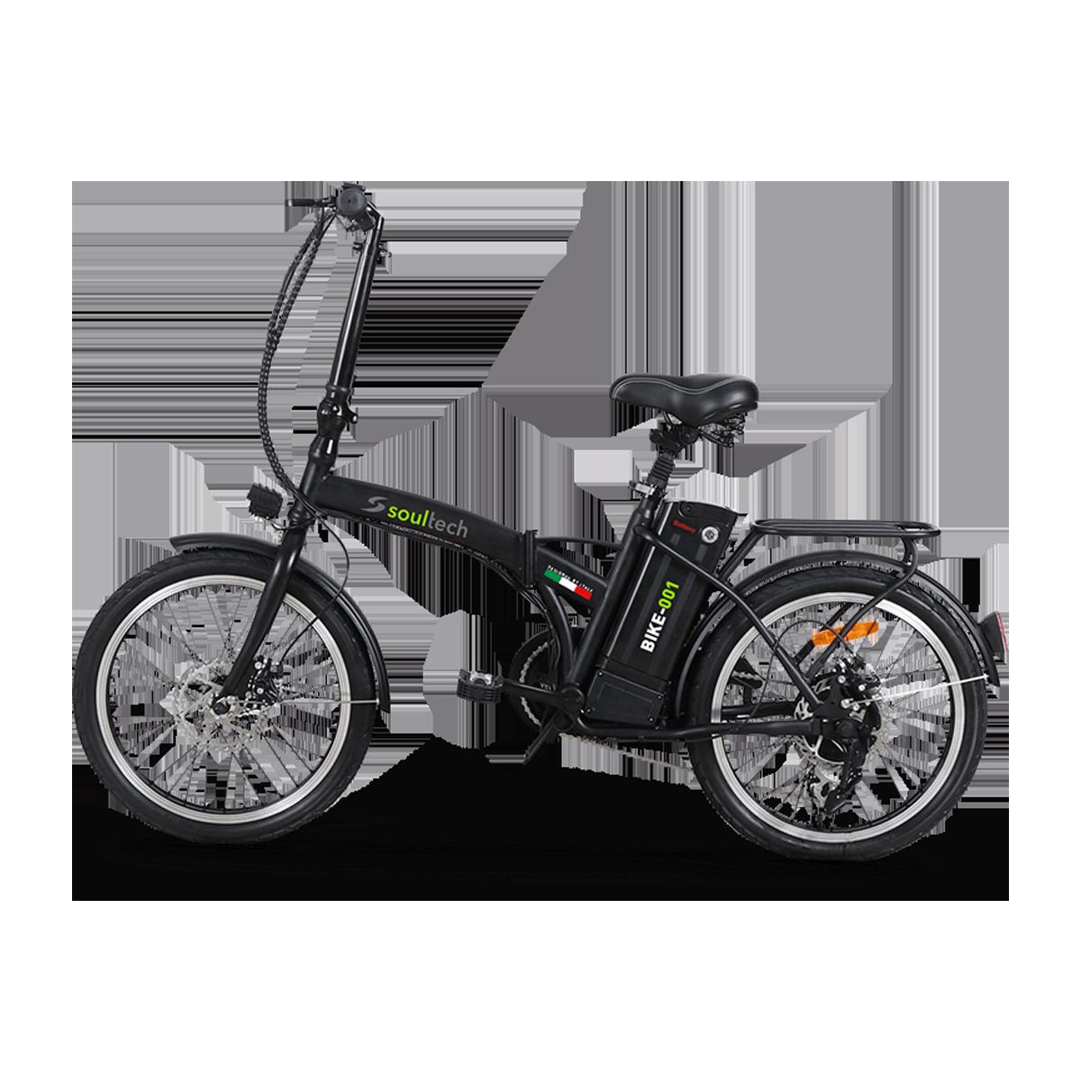 Soultech Bike 001  Siyah