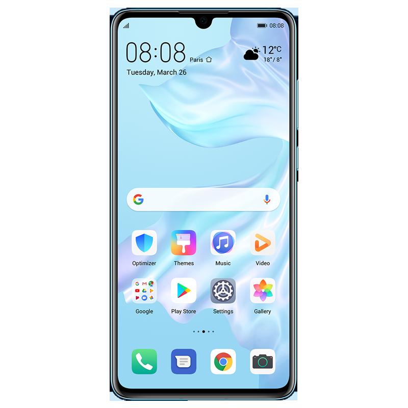 Huawei P30 Pro 128 GB Kristal