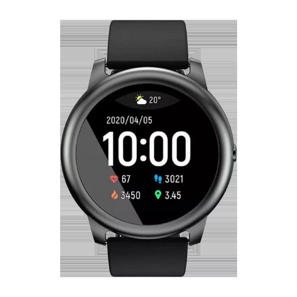 Haylou Solar LS05 Akıllı Saat IP68  Siyah
