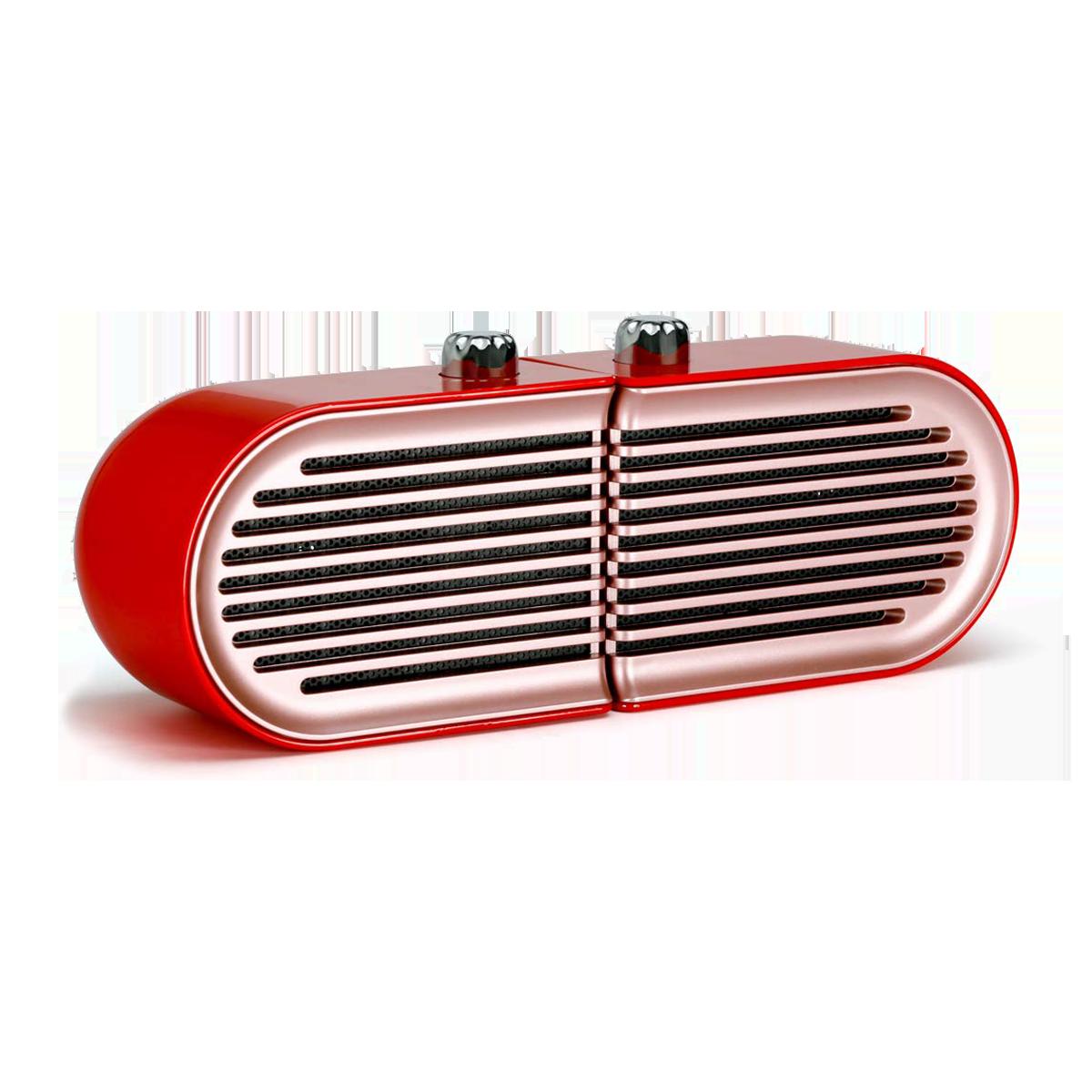 InTouch Nitro Twins Stereo 10W BT  Kırmızı