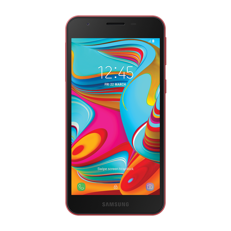 Samsung Galaxy A2 Core (A260F) 16 GB Kırmızı