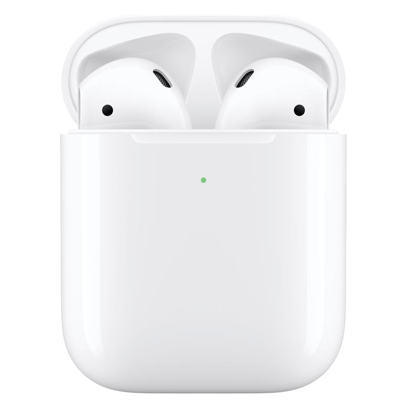 Apple AirPods ve Kablosuz Şarj Kutusu  Beyaz