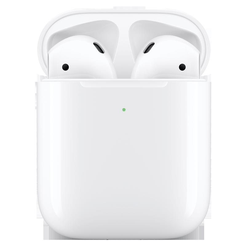 Apple AirPods ve Kablosuz Şarj Kutusu  Beyaz