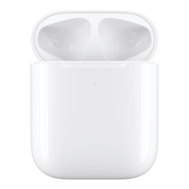 Apple Airpods Kablosuz Şarj Kutusu  Beyaz