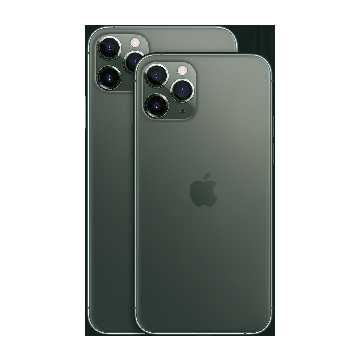 Apple iPhone 11 Pro Max 256 GB Yeşil