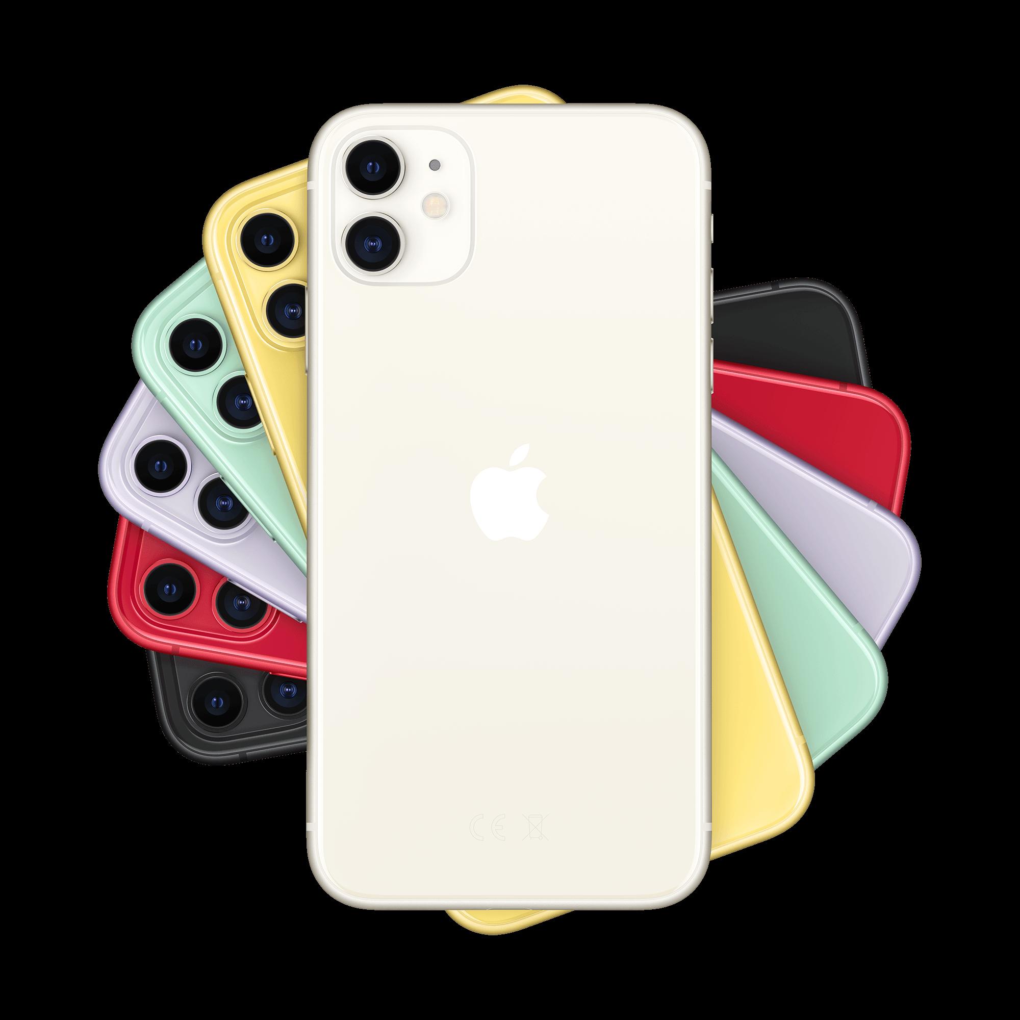Apple iPhone 11 64 GB Beyaz