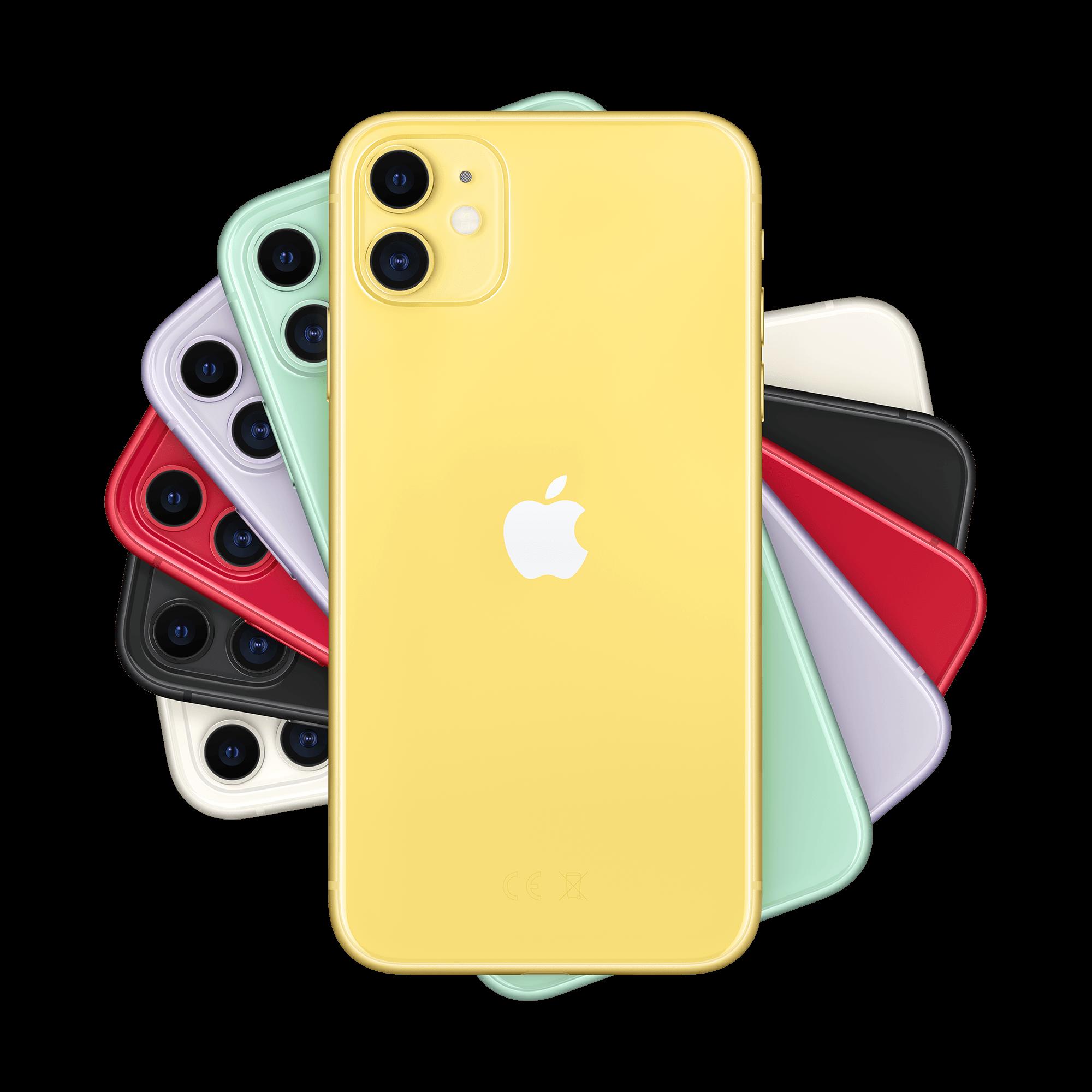 Apple iPhone 11 64 GB Sarı