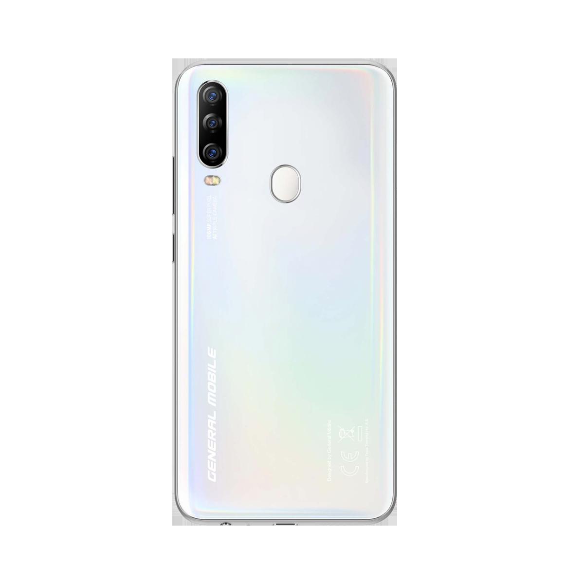 General Mobile GM 20 Pro 128 GB Beyaz