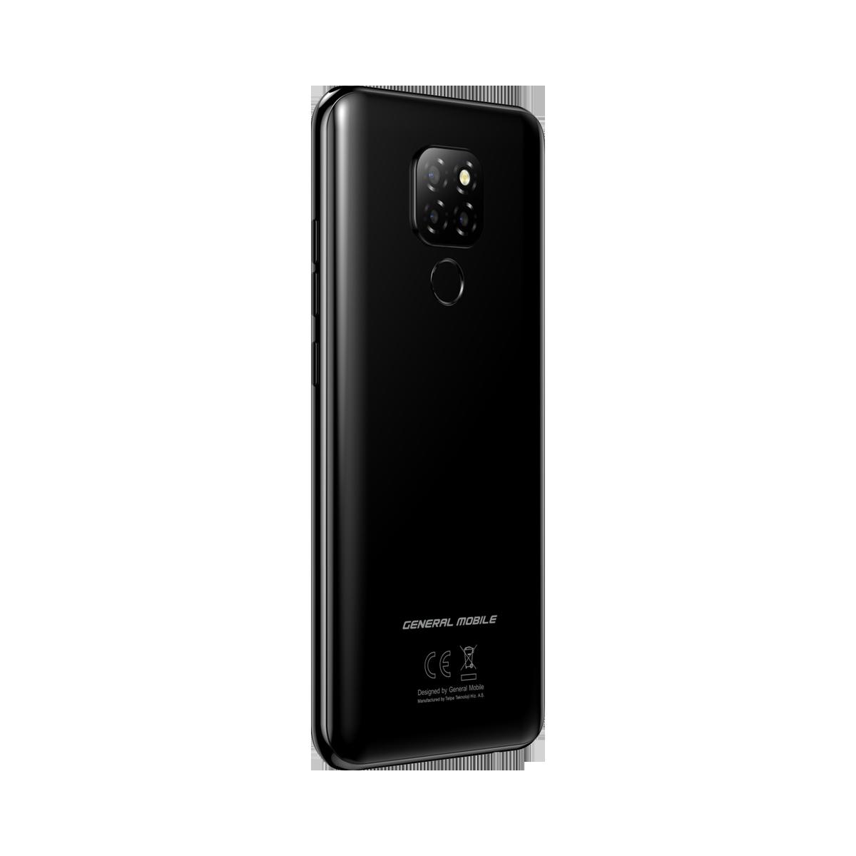 General Mobile GM 20 64 GB Siyah